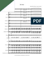 Ele Vem(Pedra Coral) - Score and Parts
