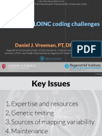 2016 11 - Addressing LOINC Coding Challenges