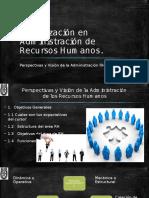 Administración de Recursos Humanos Curso