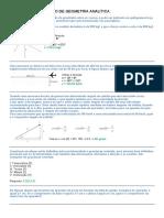Material Para Estudo - Geometria Analítica
