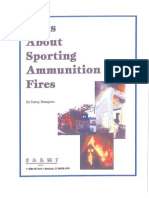Facts About Sporting Ammunition Fires