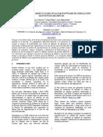 Modelo de Calidad Mosca Para Evaluar Software de s
