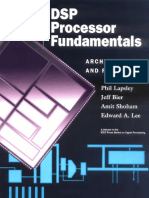 DSP Processor Fundamentals - Architectures and Features (PDF).pdf