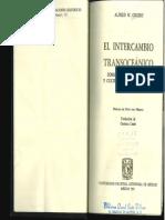 CROSBY, Alfred - Intercambio Interoceánico. Consecuencias Biológicas y Culturales a Partir de 1492-Parte 1