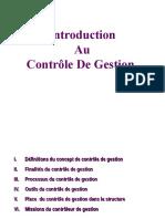 Controle de Gestion