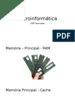 Microinformática - CEP CONCURSOS