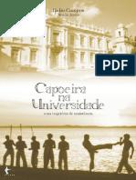 Capoeira na universidade