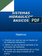 Sistemas Hidraulicos Basicos Wilder c l