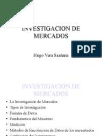 Investigacion de Mercados Primera Parte