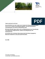 138. WSA-Newsletter 'Zukunft Landwehrkanal'