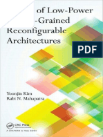 Design of Low-Power Coarse-Grained Reconfigurable Architectures by Yoonjin Kim and Rabi N. Mahapatra.pdf