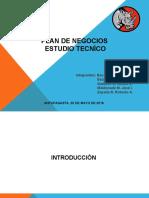 Plan de Negocios Equipo Rhino 3.6