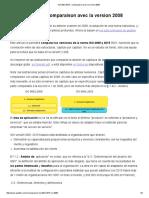 ISO 9001_ 2015 - En Comparación Con La Versión 2008