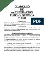 3.- Cuadernillo 3º Eso Pendientes 2013-14