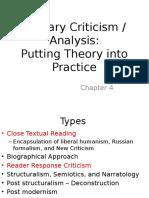 Historical Cultural Criticism