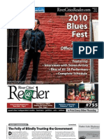 River Cities Reader Issue #755 - June 24 2010