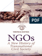 Davies - NGOs a New History of Transnational Civil Society