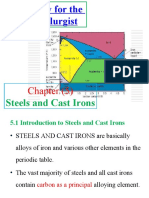 Metallurgy_ Chapter (5) _ Steels and Cast Irons