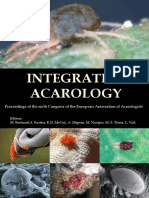 Integrative Acarology