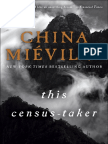 This Census Taker - 50 Page Friday