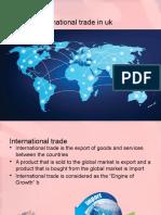 Impact of Global Factors