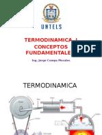 Termodinamica i -Sem-i Conceptos Fundamentales