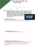 PCA DIVERSIFICADA -  2016  + ORG. DE UNIDADES