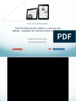 Palestra iPad