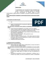 Checklist de Documentos - Gratuidade Estudantil.pdf
