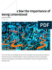Great CEOs See the Importance of Being Understood