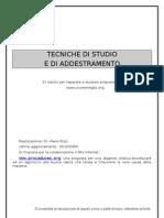 Tecniche Di Studio