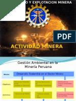 Actividad Minera (Mem)