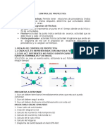 Control de Proyectos Programacion Cpm Pert