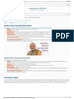 Details of new insurance, pension schemes ~ Competition ZENI