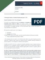 CAM Direito Constitucional Objetivo 06