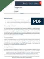 CAM Direito Constitucional Objetivo 01