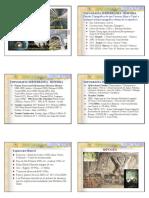 Topografia Subterranea Historia