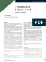 Manejo Del Trastorno de Marcha Del Adulto Mayor 2014 Revista M Dica Cl Nica Las Condes