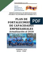 PFC SEDAPAR SRL Actualizacion Al 2018