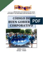 Codigo de Buen Gobierno Corporativo SEDAPAR SRL 2016