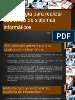 Metodología Auditoría Sistemas