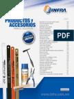 INFRA Catalogo Productos Accesorios Soldador