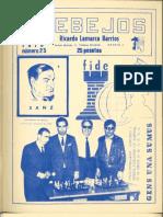 Trebejos Nº 25 1970