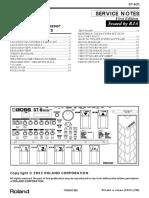GT-6 Roland SMan