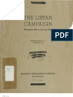 Libya Campaign History (1941)