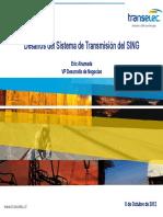 Desafíos Del Sistema de Transmisión Del SING