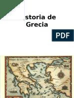 Historia de Grecia