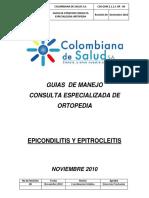 06 Epicondilitis y Epitrocleitis