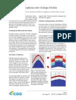 3031 Incorporating Geophysics With Geologic Models WhitePaper