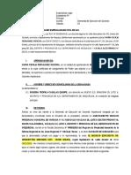 DDA. - EJEC. GARANTIA-ILO - Eusebia Teofila Casillas Quispe